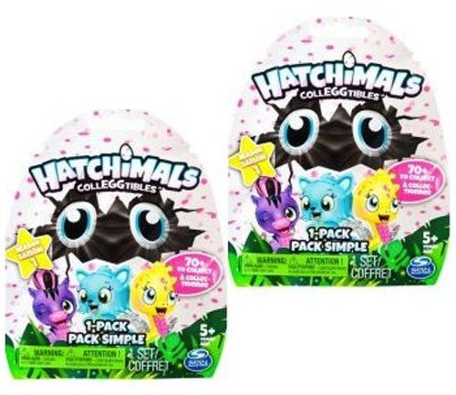 Hatchimals CollEGGtibles Blind Bag Series 1 (1 Random Bag)