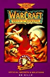Warcraft: Orcs and Humans - The Official Strategy Guide (Gamebuster)