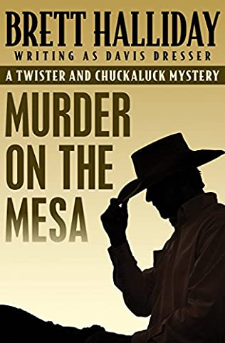 book cover of Murder On the Mesa