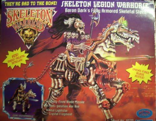 Amazon.com: Skeleton Legion Warhorse From Skeleton Warriors ...