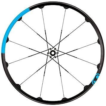 Crankbrothers iodine3 Rueda de Bicicleta de montaña Unisex, Negro/Azul, ...