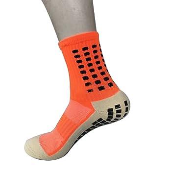 4e9819997 hscd1976 Anti-Slip Football Socks Mid Calf Sports Socks Breathable Soccer  Short Stockings: Amazon.co.uk: Sports & Outdoors