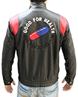 Star American Leather Men's Akira Kaneda Leather Jacket