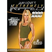 Get Extremely Ripped! 1000 - Best Calorie-Burning Session selection! Fitness Magazine by Jari Love