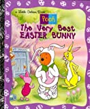 img - for Pooh: The Very Best Easter Bunny (A Little Golden Book) book / textbook / text book