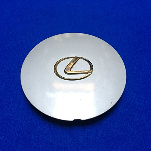 Lexus Single OEM 1993 1994 Ls 400 Gold Emblem Center Cap 7628 74137 ()