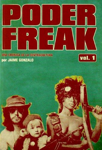 Descargar Libro Poder Freak Vol.1 Jaime Gonzalo