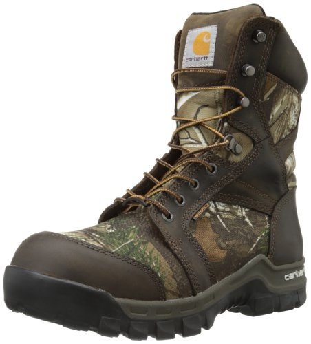 8' Insulated Hunting Boots - Carhartt Men's 8