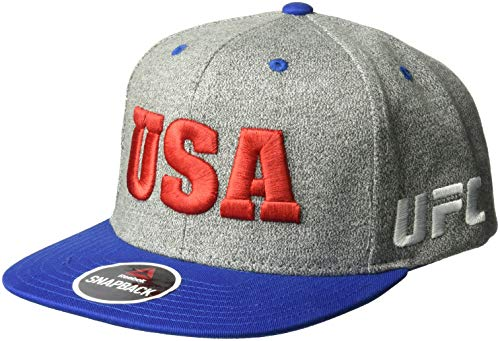UFC Men's Reebok USA Country Pride Snapback Adjustable for sale  Delivered anywhere in USA