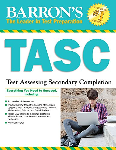 Barron's TASC: Test Assessing Secondary Completion