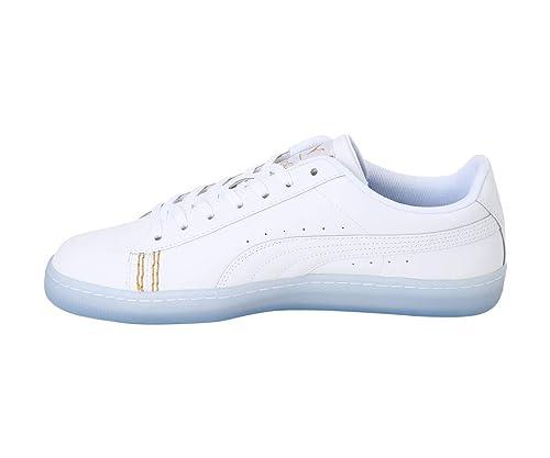 timeless design 91c4d 29dd3 Puma Unisex's Basket Classic One8 Sneakers