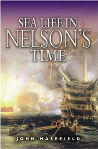 book cover of Sea Life in Nelson\'s Time