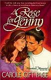 A Rose for Jenny, Carole G. Page, 0785276726