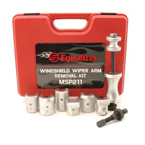 Equalizer Windshield Wiper Removal Kit by Equal-i-zer