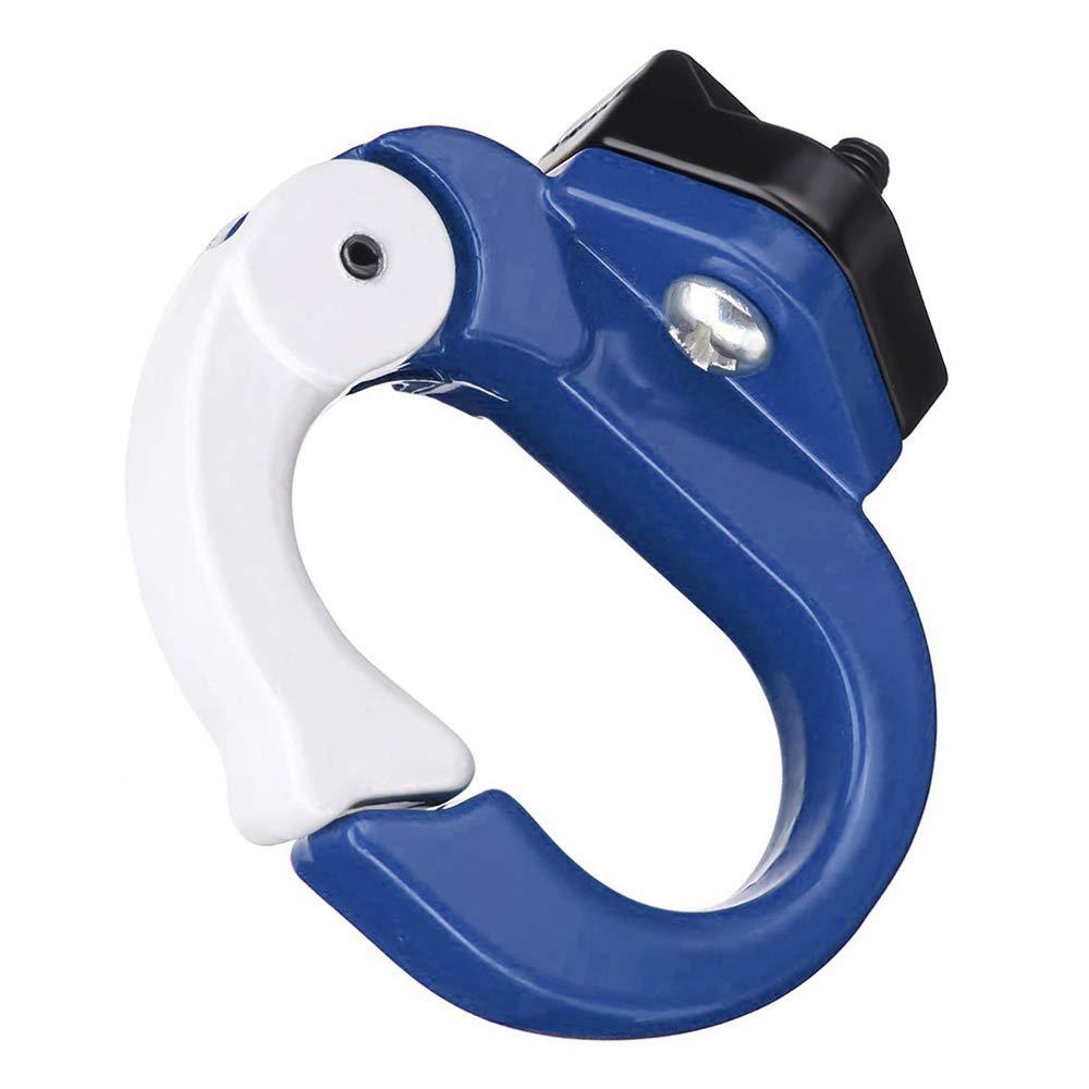 Fahrr/äder vorne Kleiderb/ügel Aluminium Legierung Metall Klauenhalter-Montagesatz Gep/äckhelm Taschen Rack Gadget Kompatibel mit Xiaomi M365 Pro Konesky Elektro Roller Haken