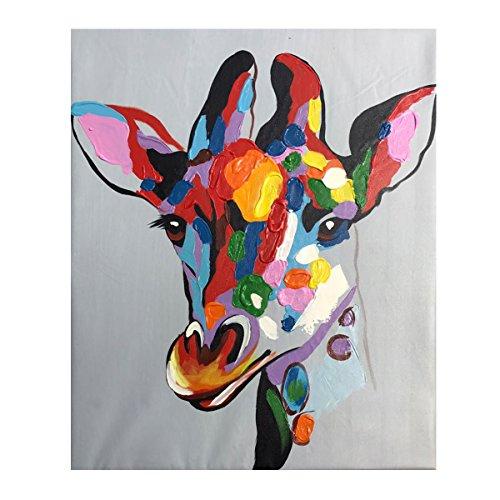 Outdoor Lighted Giraffe - 5