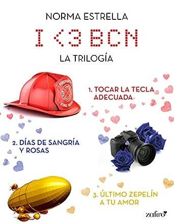 I <3 BCN (Pack) (I <3 BCN nº 1) eBook: Estrella, Norma: Amazon.es: Tienda Kindle