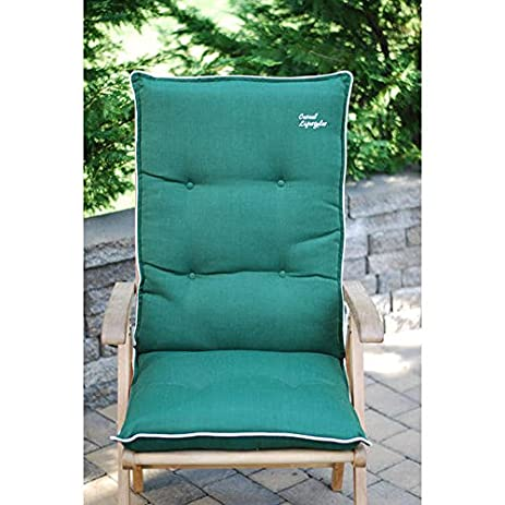 Outdoor Cushions / Outdoor Patio Cushions High Back Patio Chair Cushion  (Set of 2) - Amazon.com : Outdoor Cushions / Outdoor Patio Cushions High Back