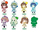 Nendoroid Plus Trading Rubber Strap Wake Up Girls! 8 pieces BOX