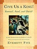 Give Us a King!, Everett Fox, 0805241604