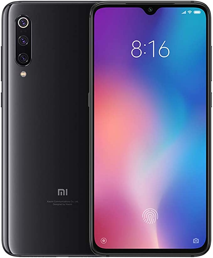 Xiaomi Mi 9 Dual SIM 64GB 6GB RAM Piano Black: Xiaomi: Amazon.es ...