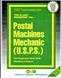 Postal Machines Mechanic (USPS), Jack Rudman, 0837333660