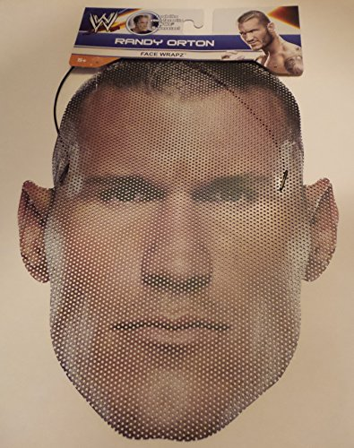[WWE Randy Orton Face Mask] (Randy Orton Costume)