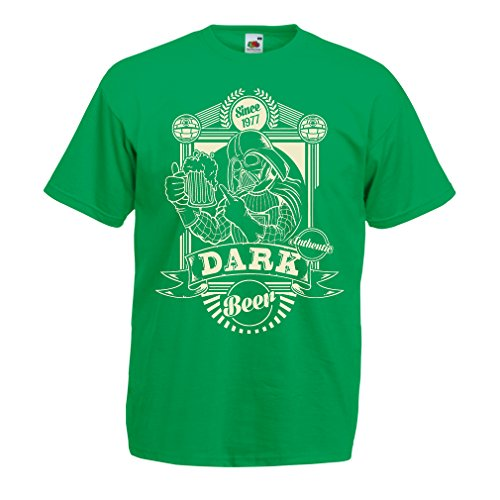 n4346-t-shirts-for-men-dark-beer-x-large-green-multi-color