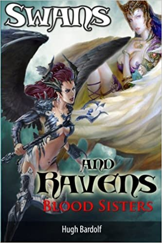 Book Swans and Ravens: Blood Sisters