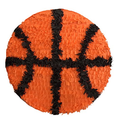 Large 2-D Basketball Pinata 19