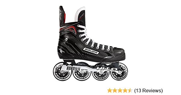 1079f05ba9c Amazon.com   Bauer Vapor Xr300 Senior Inline Hockey Skate (1052318)    Sports   Outdoors