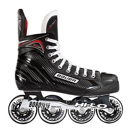後退するきしむすぐにBauer Vapor xr300 Senior Inline Hockey Skate ( 1052318 )