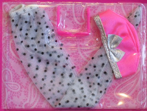 Review Barbie Fashion Touches –