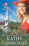 Courting Trouble (the Texas Two-Step, Book 2), Kathy Carmichael, 1614175322