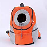 Best Operator Backpacks - RANRANHOME Pet Backpack Carrier for Puppies Hiking Outdoor Review