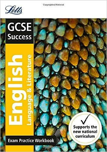 Descarga gratuita Gcse 9-1 English Language And English Literature Exam Practice Workbook, With Practice Test Paper PDF