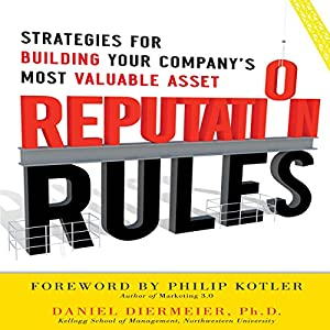 Reputation Rules Audiobook