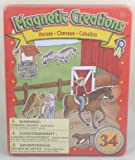 : Magnetic Creations : Horses