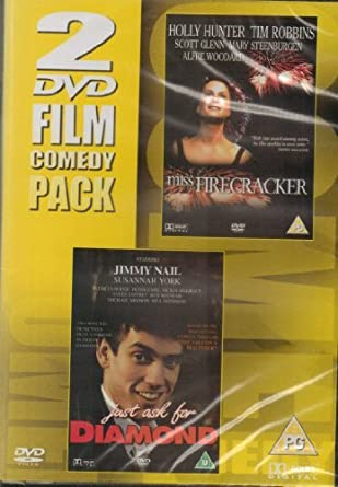 2 MOVIE Comedy Pack - Miss Firecracker & Just Ask For Diamond ...