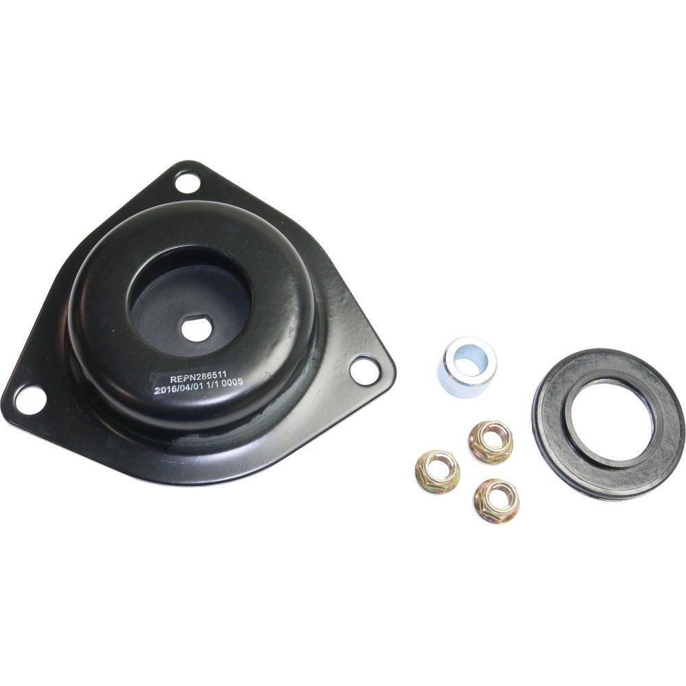 Evan-Fischer EVA1513191630 New Direct Fit Shock and Strut Mount for Pathfinder 96-2004 Qx4 97-2003 Front RH=LH With Mount and Bearing Right or Left Side
