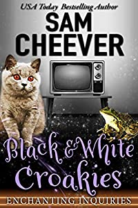 Black & White Croakies (Enchanting Inquiries Book 9)