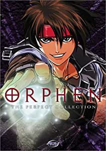 Orphen: The Perfect Collection [Import]