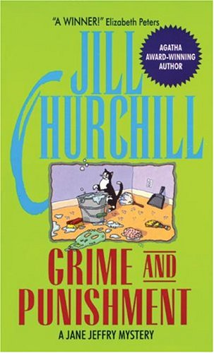 Grime and Punishment (Jane Jeffry Mysteries)