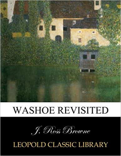 Book Washoe revisited