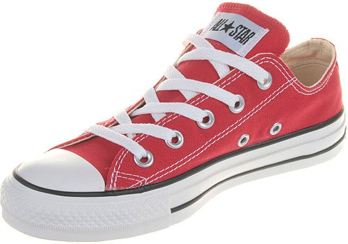 Converse, Sneaker uomo Rosso 48