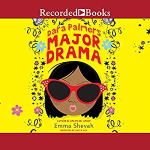 Dara Palmer's Major Drama Audiobook