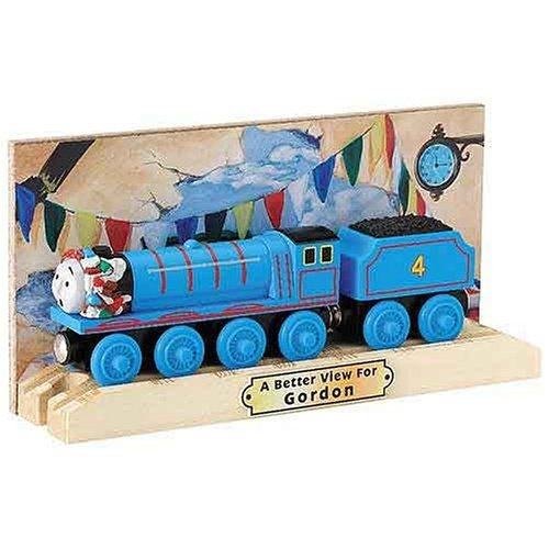 Thomas the Tank Engine & Friends Wooden Railway - Limited Edition A Better View For (Gordon Thomas The Tank Engine)