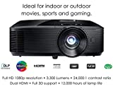 Optoma HD243XRFBA 1080p Projector (Refurbished)