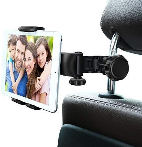 Headrest Ansteker Adjustable Smartphones 360%C2%B0Rotation