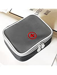 Amyove Outdoor First Aid Bag Portable Medical Kit Bag for Travel Business Trip Household